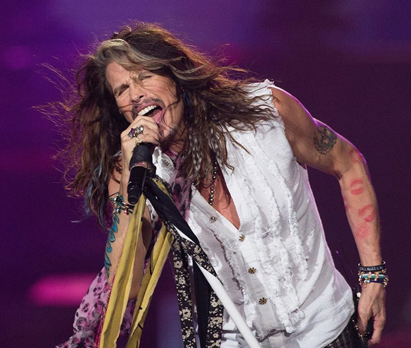 En un día como hoy nace Steven Tyler, vocalista y líder de Aerosmith. happy birthday!!