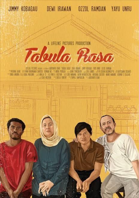 Tabula Rasa Movie Review Poster
