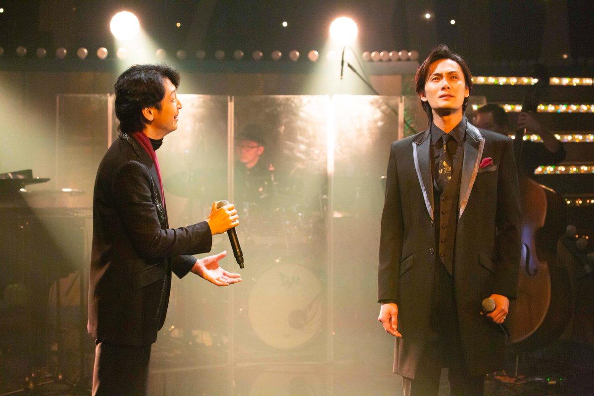 \チラ見せ映像公開/ 第3話まであと6日 今回は 鈴木拡樹 さん、高橋健介 さん、牧島輝 さんの3人