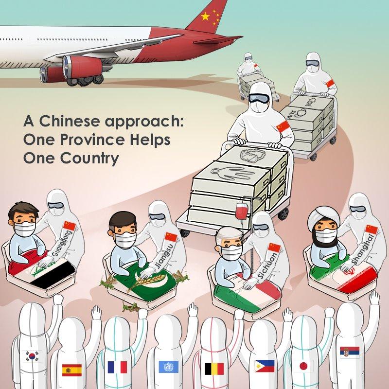 Вирус продемонстрировал силу Азии и подчеркнул деградацию Европы