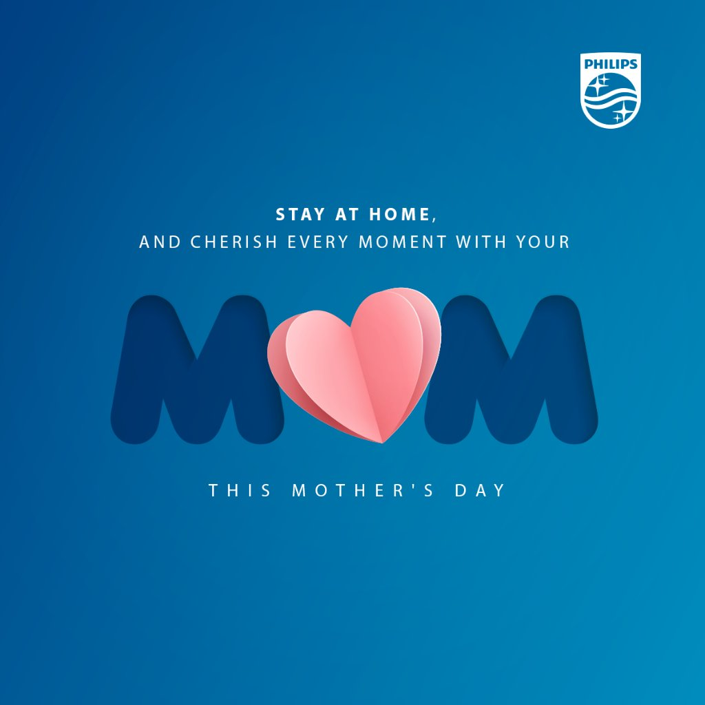 This Mother's Day, give your mom the best gift: the gift of uninterrupted time. https://t.co/9tAUN3ZL1L