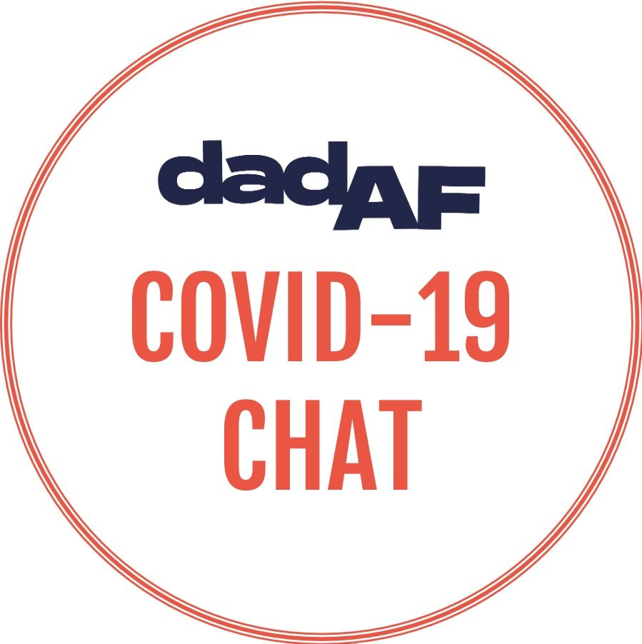 We have added a specific COVID19 chat to the Dad AF app, to help you all stay connected and supported  . . . . . #Covid_19 #dadaf #dads #parenting #instadads #dadsofinstagram #dadlife #mumlifepic.twitter.com/zdV3EVevyi