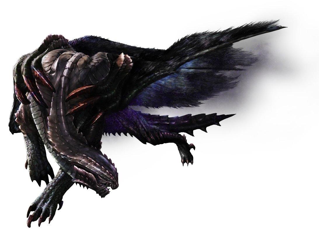 Alatreon Is Coming To Monster Hunter World Iceborne