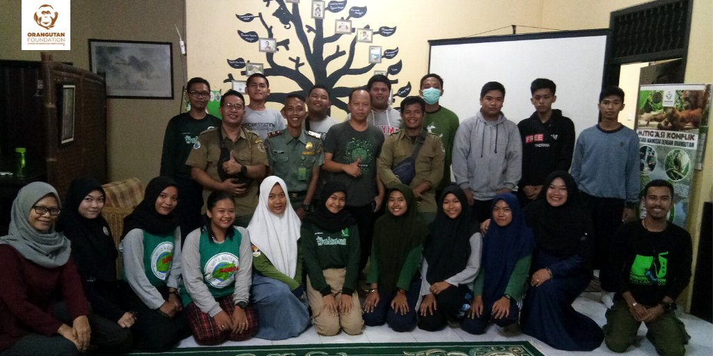 This week, our team helped commemorate the third 'Conservation Corner', a platform to share knowledge about #flora and #fauna, and inspire the next generation.  This year's topic focused on preserving forests, a fitting celebration on #InternationalDayofForests. pic.twitter.com/CxSjdRxpCk