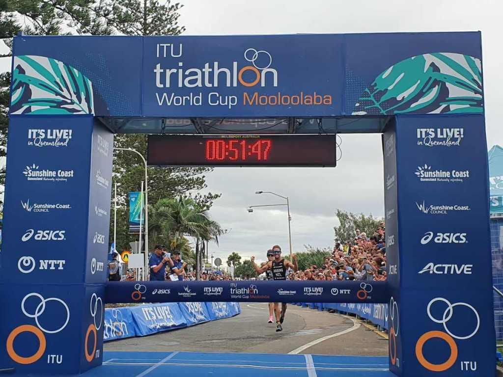 Il #video e la #fotogallery dell'ITU Triathlon World Cup 2020 a Mooloolaba. @gingiP @VixHolland @ryansissons #haydenwilde #MooloolabaITUWC @worldtriathlon @federtriathlon #mondotriathlon #ioTRIamo ❤️