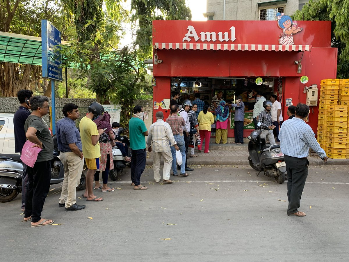 No shortage of milk, milk products, assures Amul
