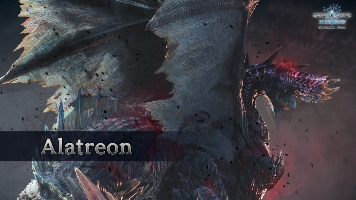 Kogath On Twitter Alatreon Is Coming To Monsterhunter World