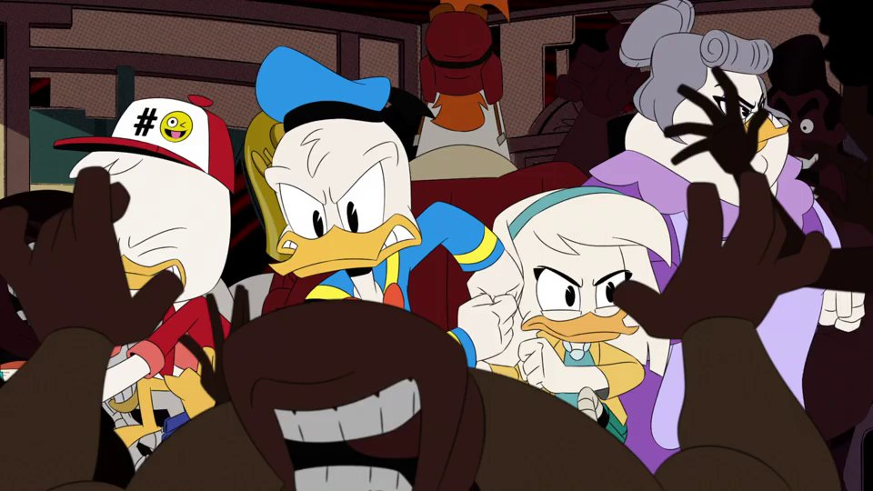 Scorpions! Quicksand! Speed boat chases! GOOFY! New season of #DuckTales! Saturday, April 4th! 9:30a!