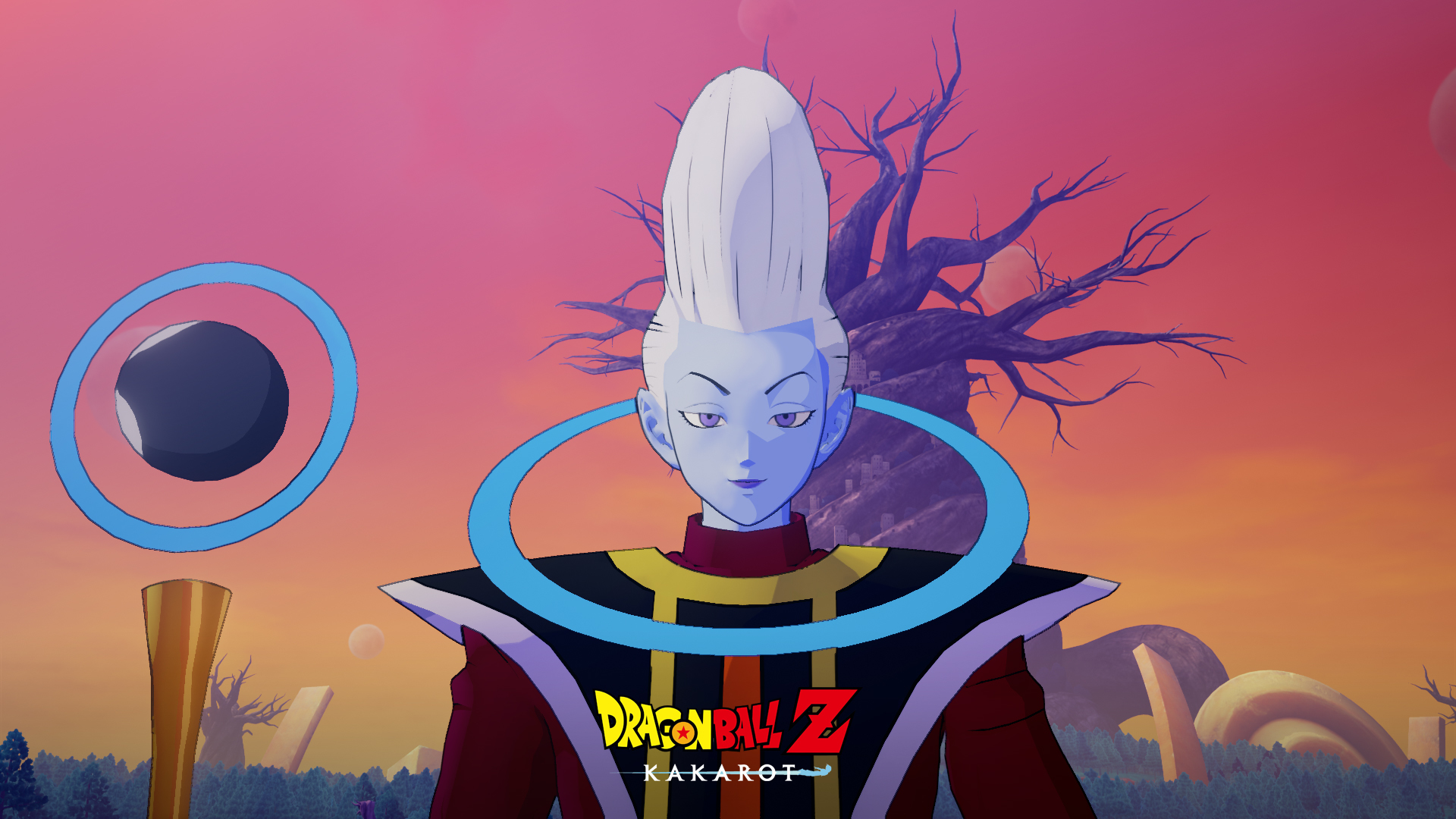 Dragon Ball Z Kakarot Check Out Whis Lord Beerus And Super