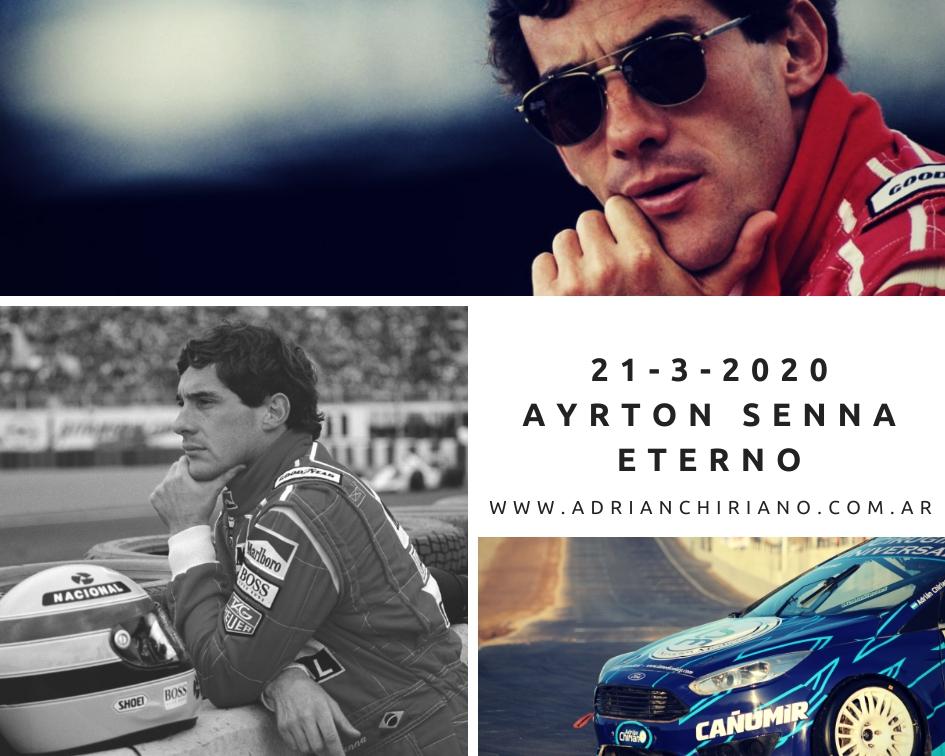 "Adrian Chiriano on Twitter: ""Ayrton Senna: Recordamos al gran mito ..."