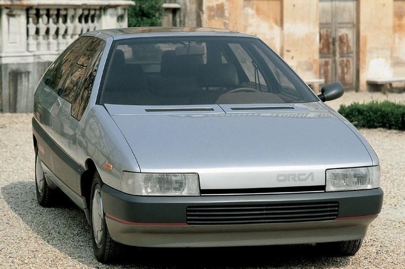 Lancia Orca (1982) http://oldconceptcars.com/studio/italdesign/lancia-orca-1982/…