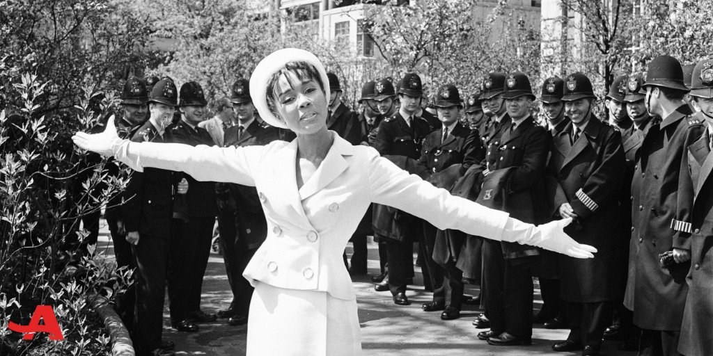 """""""If you're not invited to the party, throw your own."""" - Diahann Carroll #WomensHistoryMonth"""