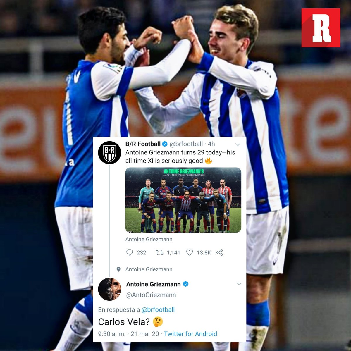 @record_mexico's photo on Griezmann