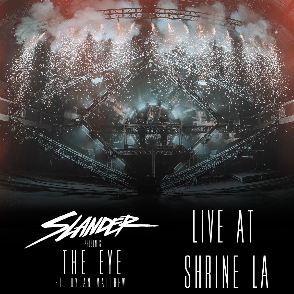 SLANDER PRESENTS THE EYE  LIVE AT SHRINE LA ile ilgili görsel sonucu