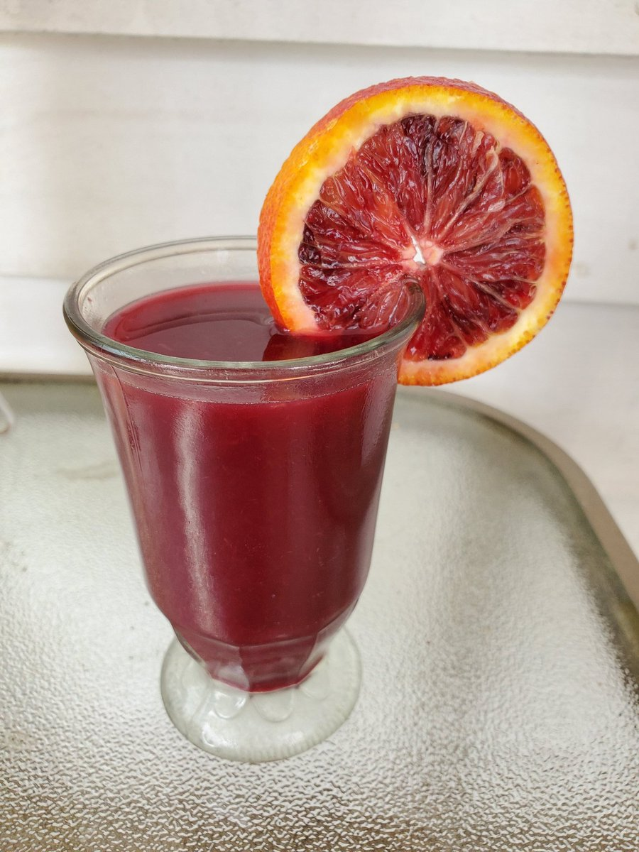 Who wants some blood orange juice? #fruit #food #beverage