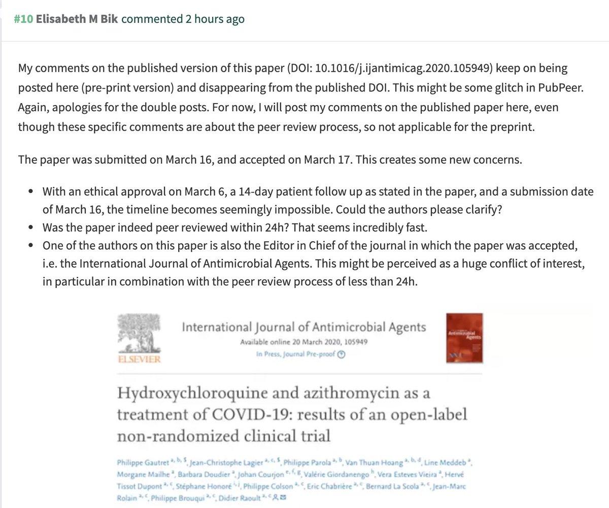 chloroquine vs azithromycin la revue