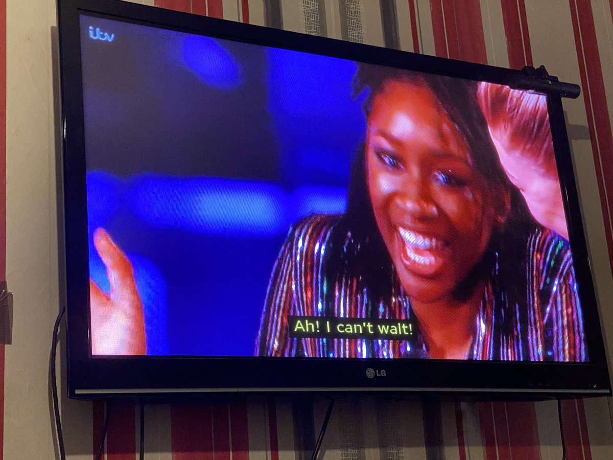 Olly has selected Blessing!!!!!! We'll see her in the semi-final!!!! #thevoiceuk https://t.co/uuzwzG9mod