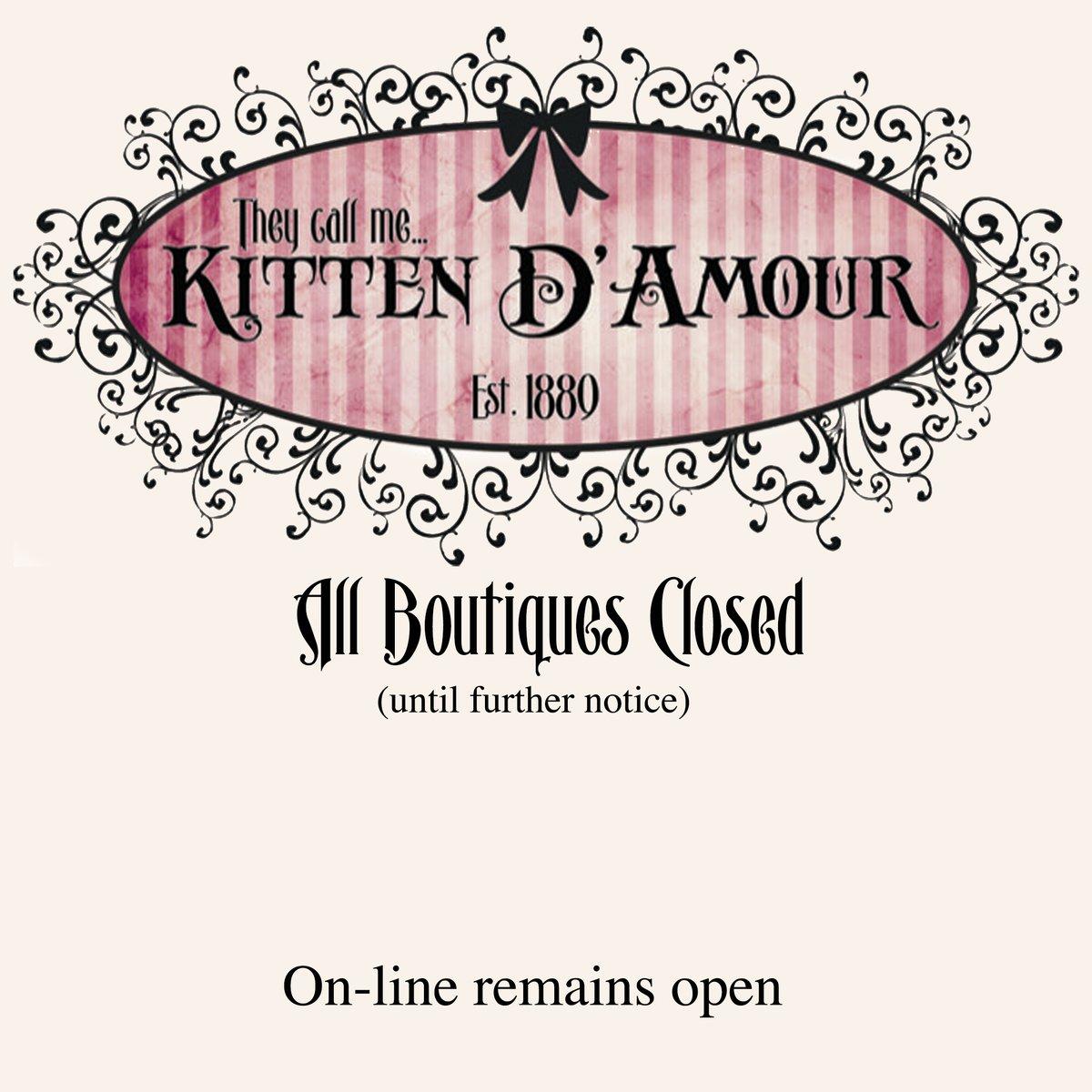 Kitten D Amour Kittendamour Twitter