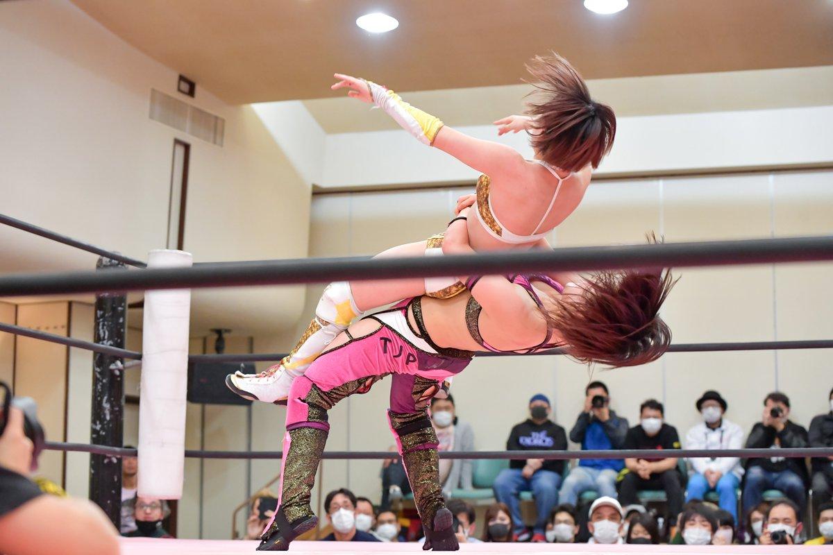 Tokyo Joshi Pro Natsumi Maki Miyu Yamashita