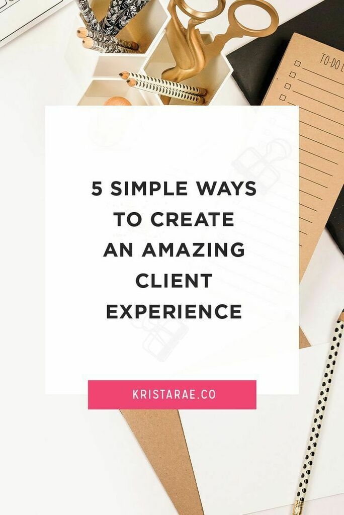 I've had designers tell me that working together was the best experience they've had with a service provider. You can create that, too, with these 5 tips! // Krista Rae -- #designbusiness #webdesigner #clientexperience #entrepreneur #serviceprovider https://ift.tt/3amoLiIpic.twitter.com/oei30kkKFa