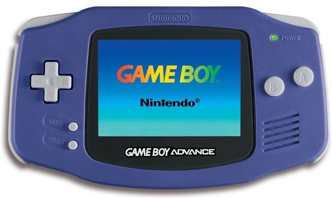 The GameBoy Advance was released on this day in Japan, 19 years ago (2001)