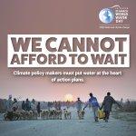 Image for the Tweet beginning: #EN_ #WORLDWATERDAY 2020 – Water