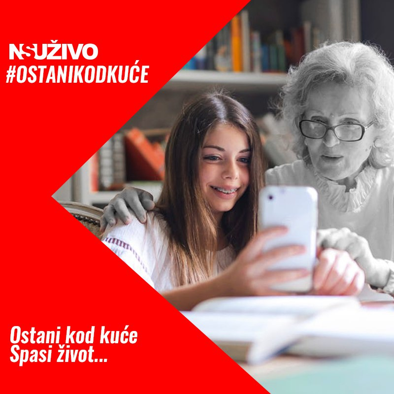 #OSTANIKODKUĆE https://t.co/Az3GDcZz2M