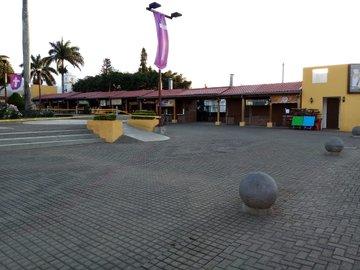 Parque de Nahuizalco, Sonsonate.