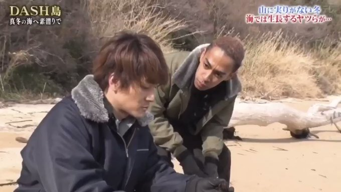 ダッシュ 島 慎太郎 森本