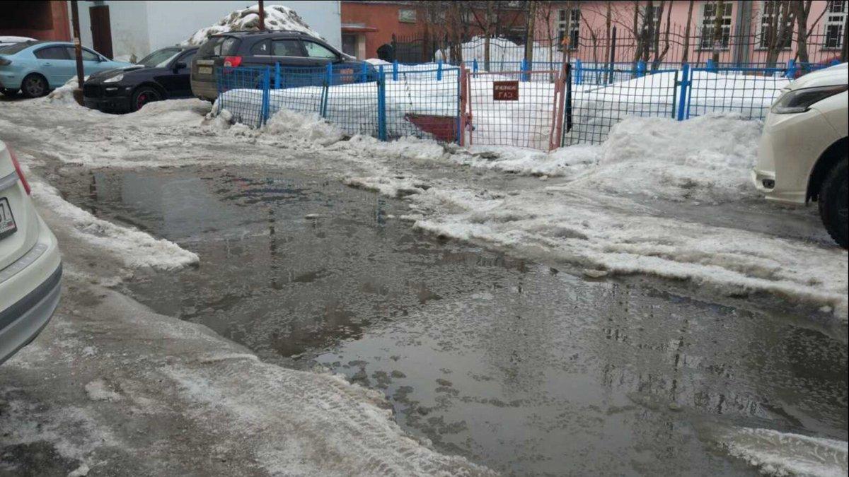 Врио главы Красноармейска не сдержал обещания и превратил город в болото
