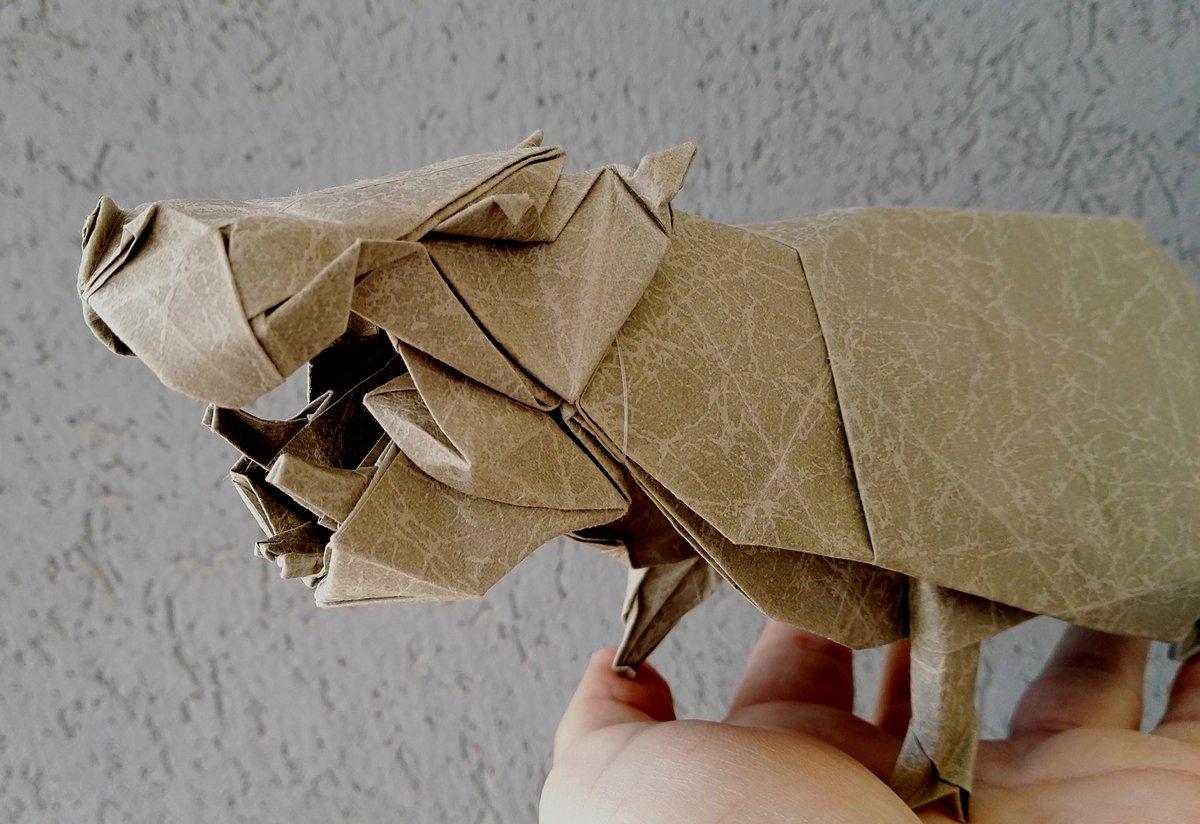 Ready for shipping!! Diagram:... - 日本折紙学会 JOAS Japan Origami ... | 824x1200