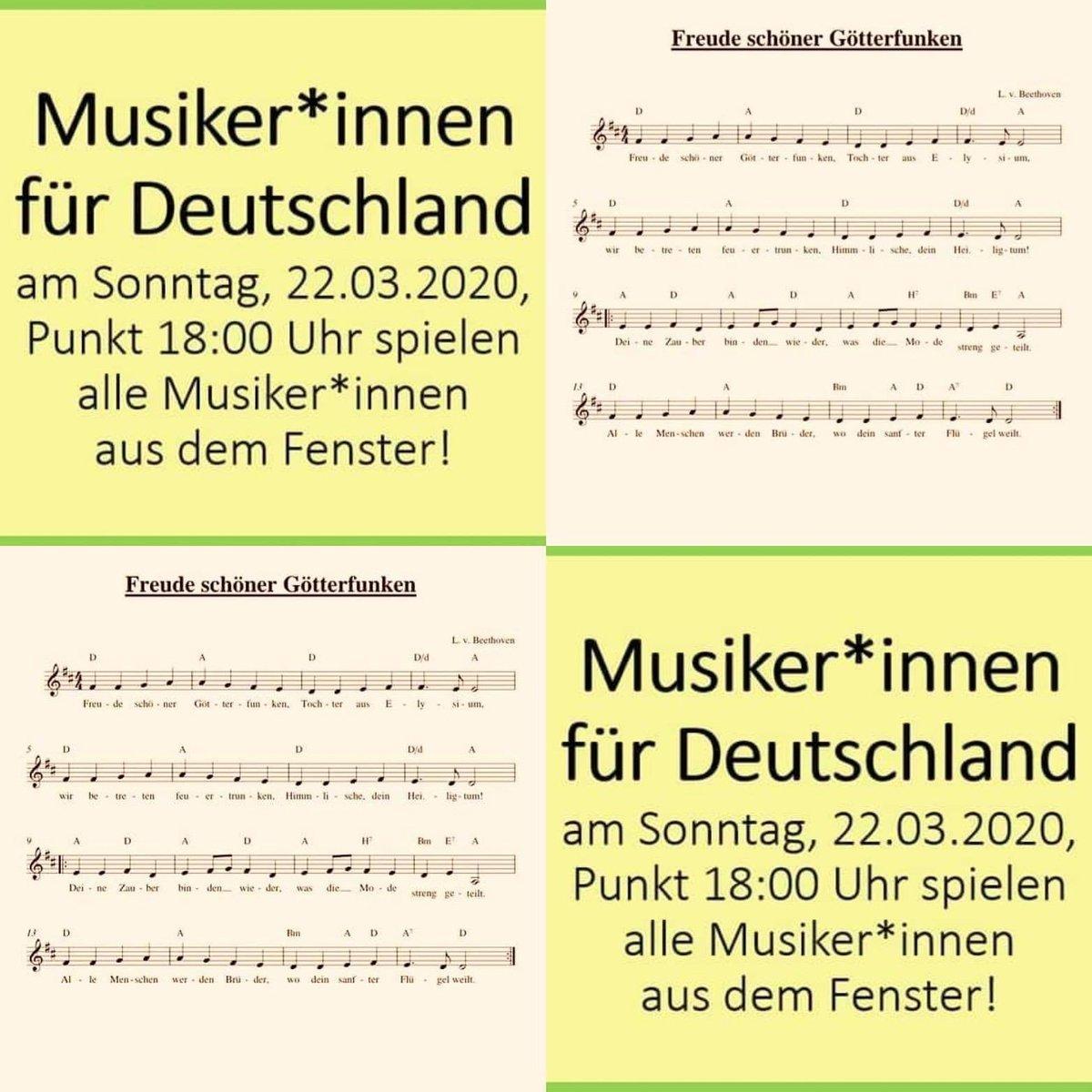 #musikfuerdeutschland