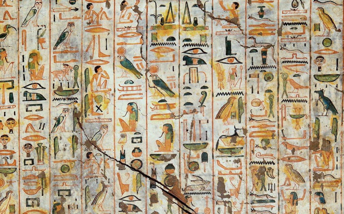 ⭕️ The Polychrome Hieroglyph Research Project Université Libre de Bruxelles - Faculté de Philosophie et Sciences sociales ℹ️ phrp.be ℹ️ archaeologyin.org