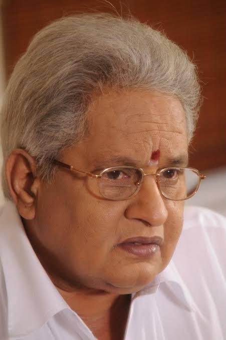 Deepest condolences on the demise of legendary #Visu sir. He'll always be remembered for his classic films / talk shows & the family values for which he stood by. As a strong administrator & a guiding force in many assn. his absence creates a huge void. We will miss you sir. https://t.co/RlXqx7YTbu