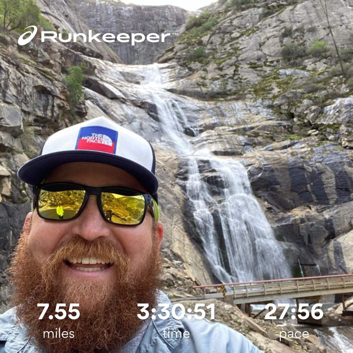 Fun hike to Stevenson Creek Waterfall on million dollar road. #SocialDistanacing #getoutsideresponsibly #getoutside #hikecalifornia #hikingadventure #hiking #staysafepic.twitter.com/paLkFBroc1