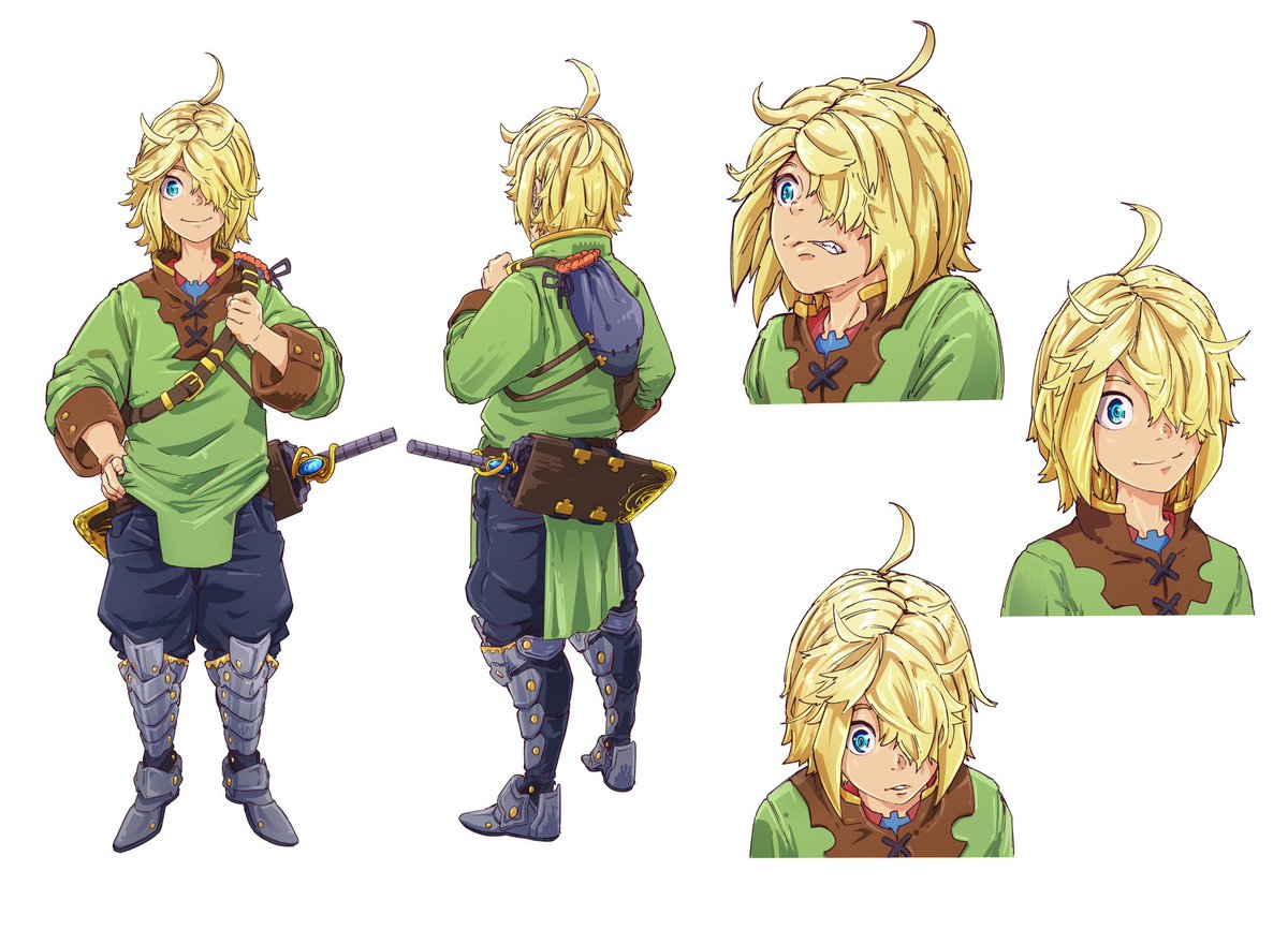 The Seven Deadly Sins Tristan - Anime Wallpaper HD