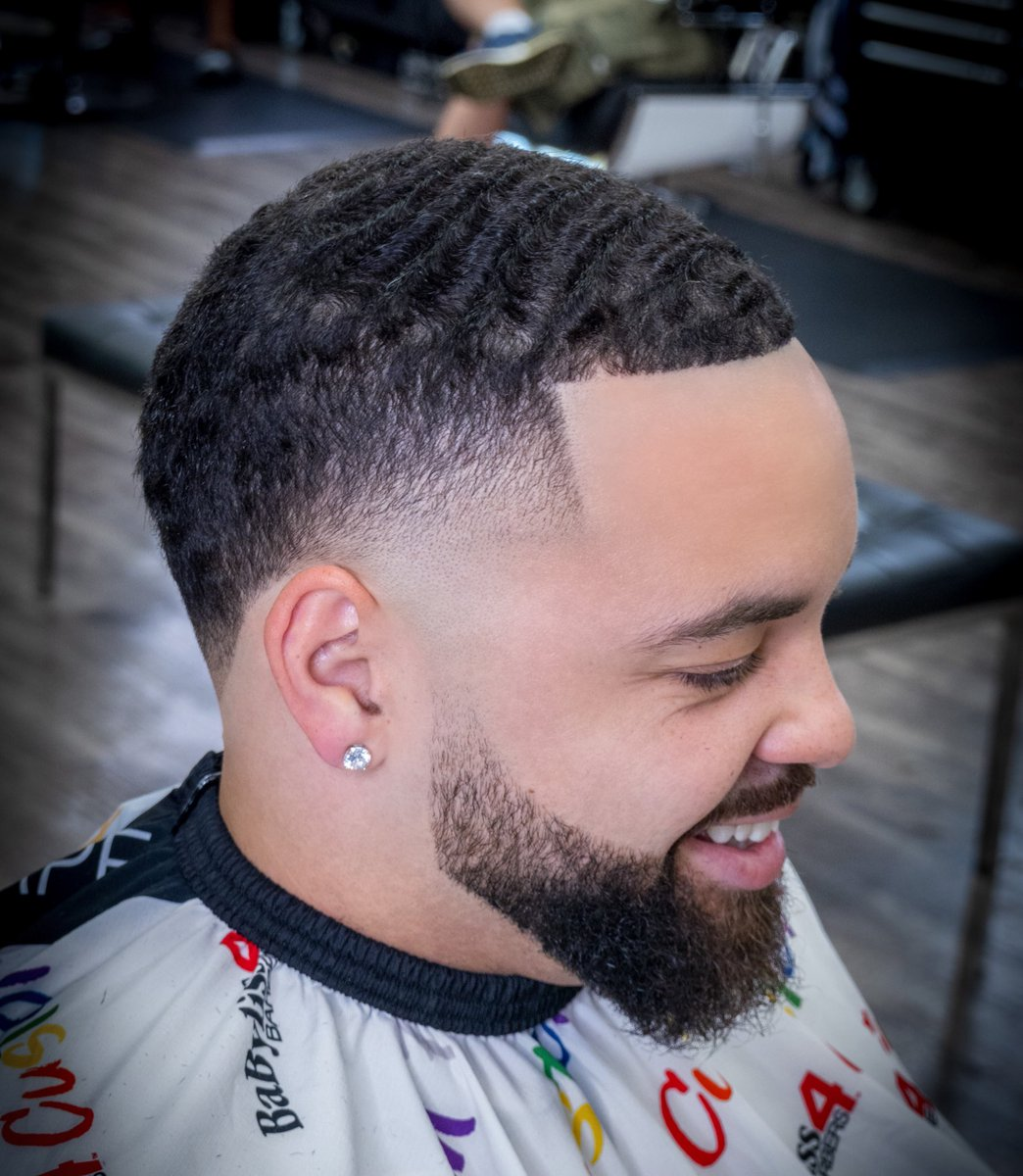 Always great to put smiles on a clients face during these crazy times #GinoTheBarber #BaByliss4Barbers #BaBylissPRO #Barberology #BaBylissPRO_Barberologypic.twitter.com/1AUcOgFj5r – at The Barbershop Tampa