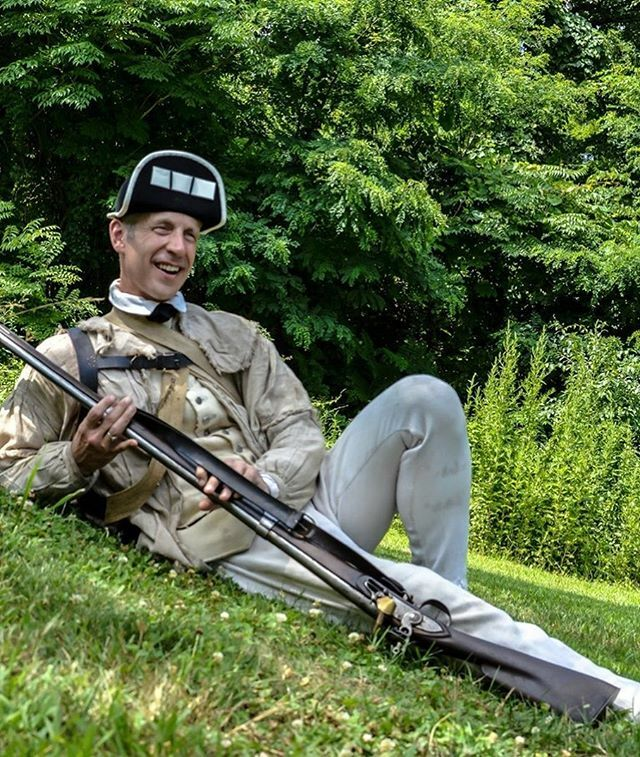 Just waiting for a event not to be cancelled like...#howrevolutionary #reenactment #patriots #soldier https://t.co/VoOPSxLCfn