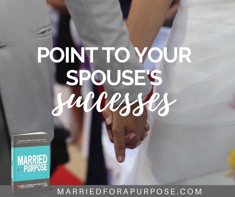 "Do you want help bringing out the best in your spouse? Want your spouse to learn how to bring out the best in you? Check out our book ""Married for a Purpose."" Order on Amazon: https://buff.ly/2pbfJCM   #marriedforapurpose #marriagebook #devotional #marriagedevotional #powercouples pic.twitter.com/cP5efdrfOr"