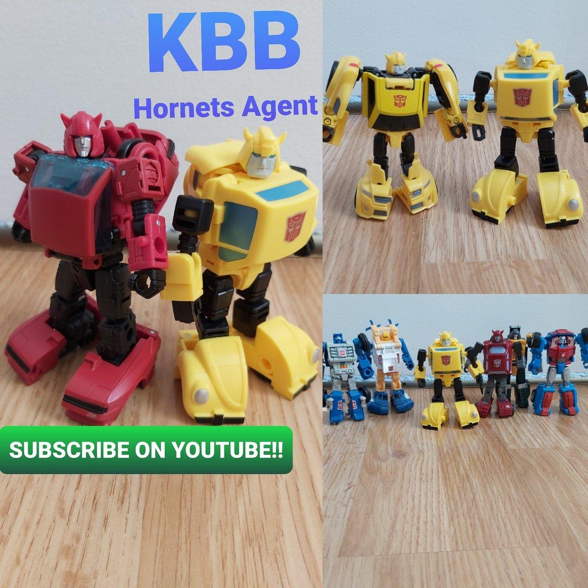 TRANSFORMERS Masterpiece Optimus Prime Nemesis Prime KBB MP10 Kubianbao UK stock