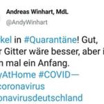 Image for the Tweet beginning: Aus diesem Anlaß an Charakterlosigkeit