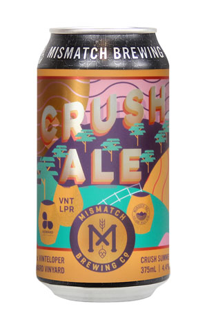 NEW BEER: Want to get your hands on something easy-going to get you through as we crush COVID-19?  @mismatchbrewing's Crush Ale  – first tapped at the Crush Festival – is now available in jazzy cans.  https://craftypint.com/beer/6833/mismatch-brewing-crush-ale …pic.twitter.com/62zxWznsfQ