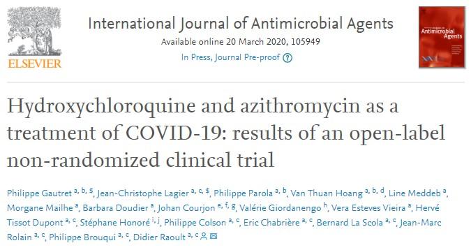 plaquenil vs azitromicina comentarios