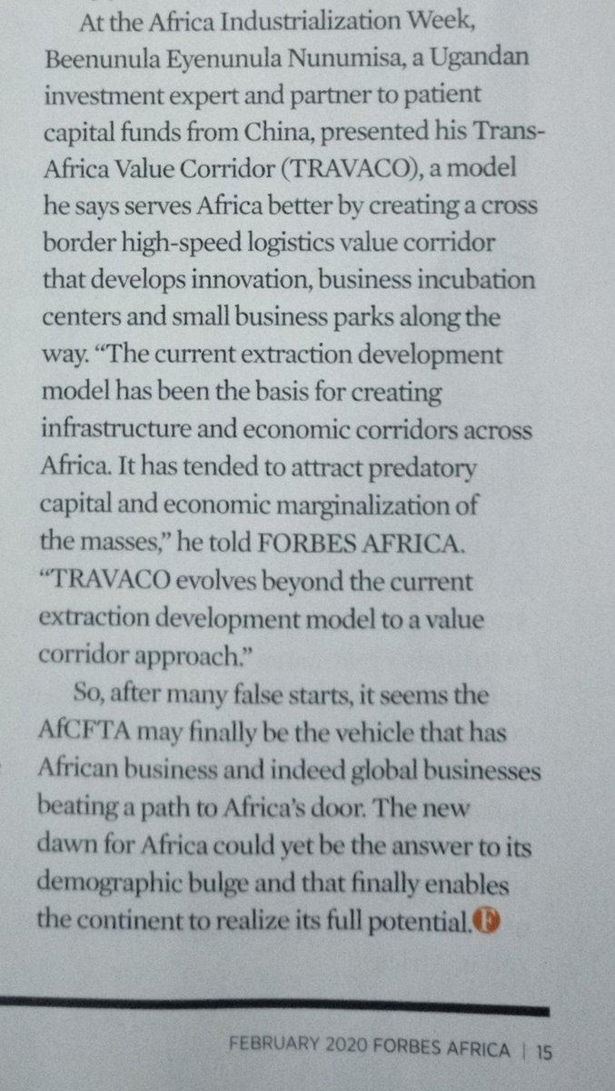 African Logistics Value Corridor #logistics #technologydevelopment #businessincubation #Fidity #NextFrontierpic.twitter.com/Vs1INtdv6Q
