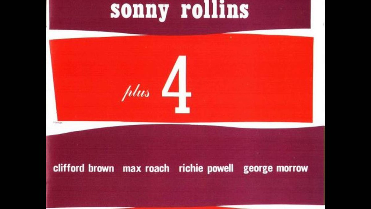 #onthisday in 1956 tenor saxophonist Sonny Rollins recorded Pent-Up House with trumpeter Clifford Brown and drummer Max Roach. http://ow.ly/HmBb50yI9Xh #jazz #jazzhistory #jazzvinyl #jazzalbum #SonnyRollins #MaxRoach #CliffordBrown @sonnyrollinspic.twitter.com/gDO8Dz7ILI