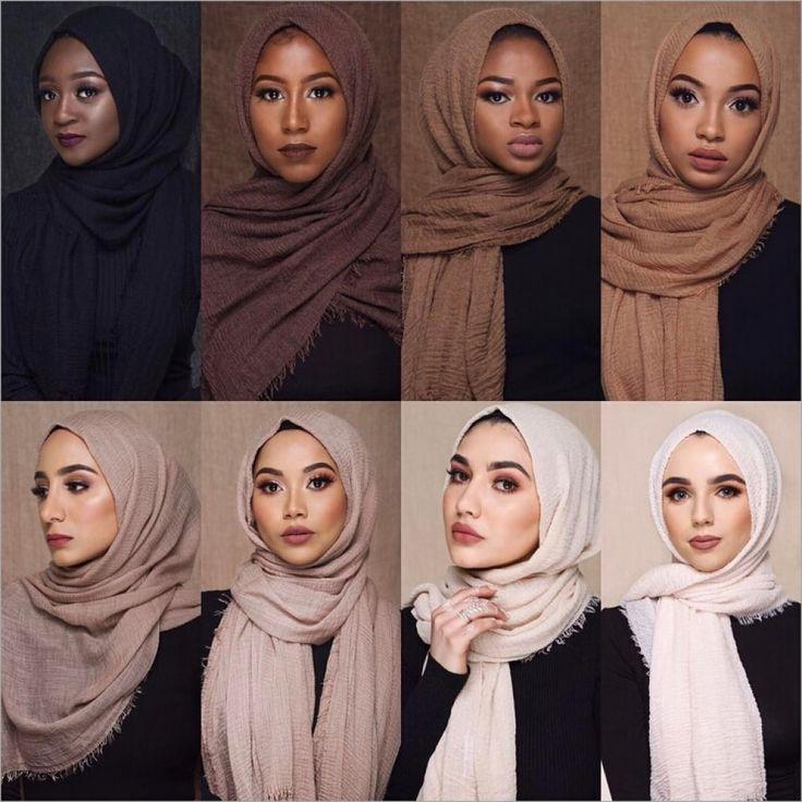 Share Find Your Beauty Needs Here On Twitter Bb Muka Bulat Pake Pashmina Beginian Aneh Ga Ya Atau Drop Hasil Pake Pashmina Ini Buat Yg Muka Bulat Dong Makasiih