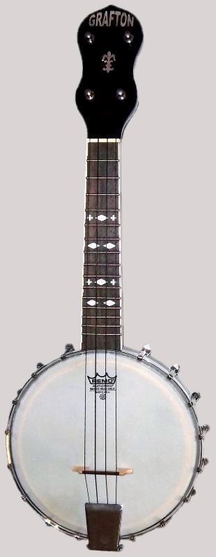 Grafton UB2 style Banjolele Banjo Ukulele