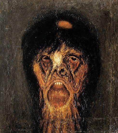 "Pablo Rendón on Twitter: ""La bruja (Francisco Goitia, 1916)… """