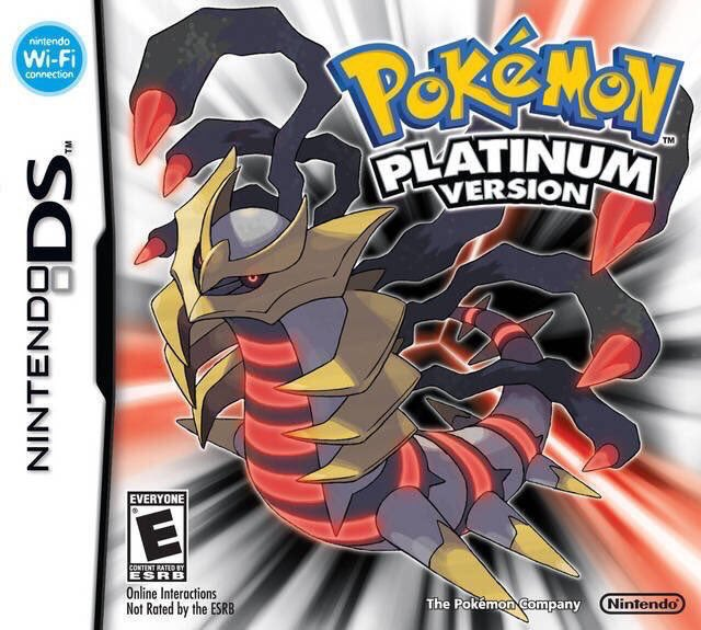 Pokemon Platinum for DS was released on this day in North America, 11 years ago (2009)