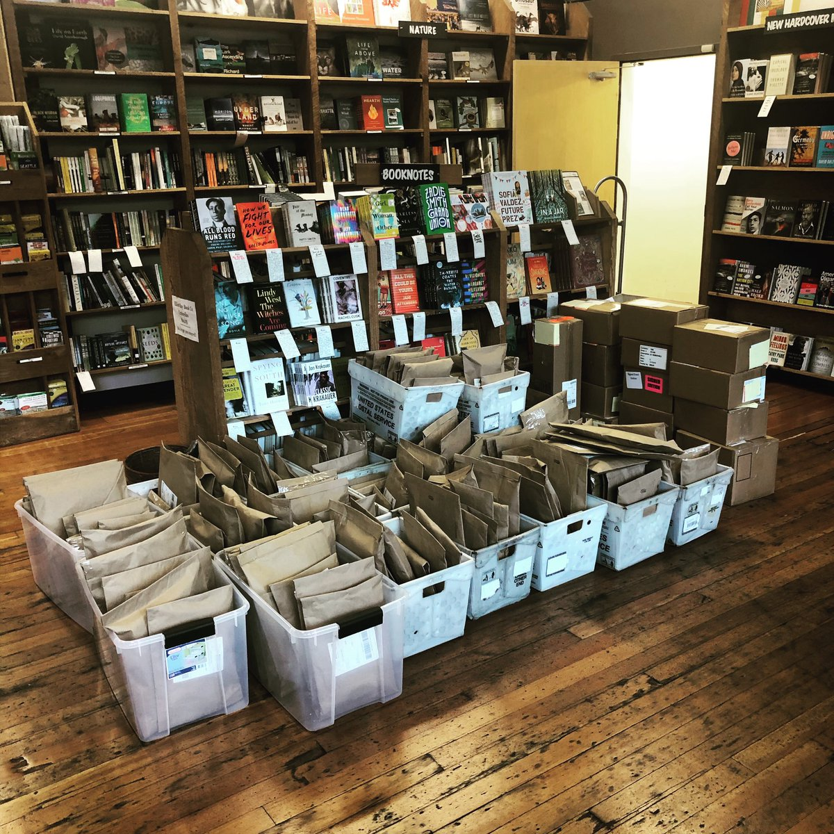 Elliott Bay Book Co On Twitter These Are Just The Mail Out